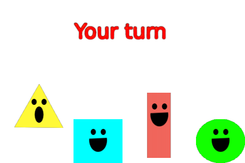 Screenshot Shapes games